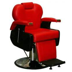 Davidson Barber Chair - Red (SF1208R)