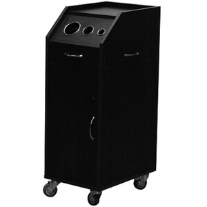 Buchetta Salon Trolley - Black (SF1428)