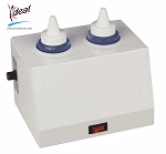"2 Bottle Ideal Warmer 2.5"" Diameter Bottles by Ideal Products (GW216)"