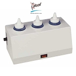 "3 Bottle Ideal Warmer 2.5"" Diameter Bottles by Ideal Products (GW316)"