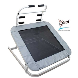 "Deluxe Adjustable Rebounder 40""x45""x31"" by Ideal Products (SQ64)"