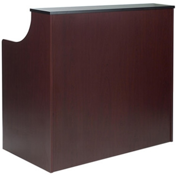 Pro-Ligna Reception Desk by Formatron (DSK4225CC)