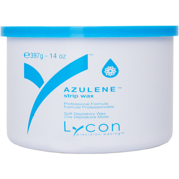 Lycon Azulene - Soft Strip Wax 14 oz. Tin (WSLL3004)