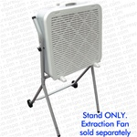 Elevated Rolling Stand for Pure Sunless Extraction Fan (PSSTAND)
