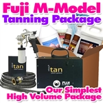 PURE BUNDLE Fuji Tan-M Salon Tanning Package - Our Simplest High Volume Salon System