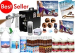 PURE BUNDLE Iwata Air Gun Tanning Package - Our Sp