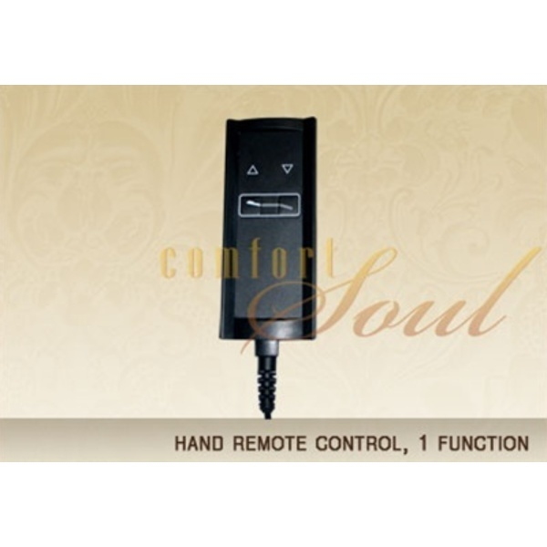 Hand Remote Control 1 Function by ComfortSoul (HR100B)