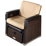 Alpina Pedicure Chair by ComfortSoul (CS-2040)