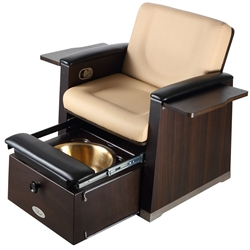 Alpina Pedicure Client Chair Package by ComfortSoul (CS-2019)