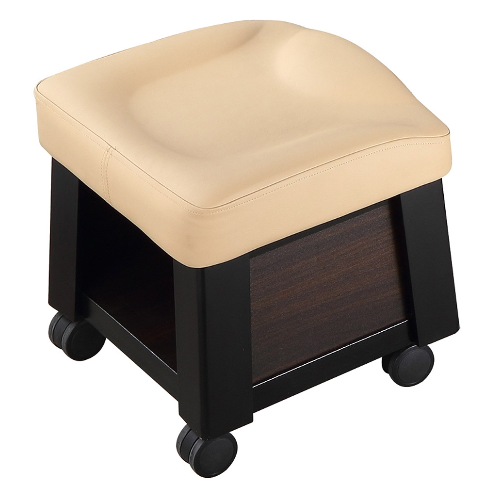 Bed chair facial massage spa stool table white wholesale