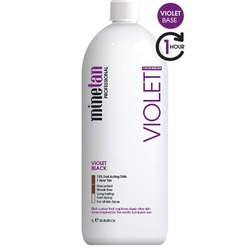 MineTan Violet-Black - 1 Hour Tan Professional Spray Tan Solution 33.8 oz. - 1 Liter (MIS201302)