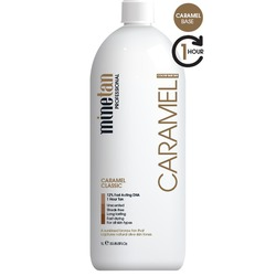 MineTan Classic Caramel - 1 Hour Tan Professional Spray Tan Solution 33.8 oz. - 1 Liter (MIS201310)