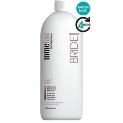 MineTan Perfect Bride - 4 Hour Tan Professional Spray Tan Solution 33.8 oz. - 1 Liter (MIS200805)