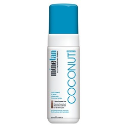 MineTan Coconut Foam - 1 Hour Express Self Tan 6.7 fl. oz. - 200 mL. Each - 1 Hour Express Self Tan Case of 12 (MIH201502)