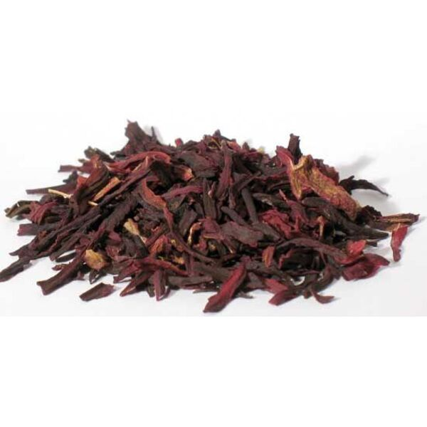 Hibiscus Flower Whole 1 Lb. (HHIBWB)