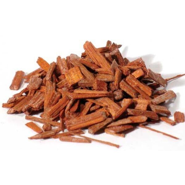 Red Sandalwood Chips 1 Lb. (HSANRCB)