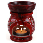 "Red Celtic Oil Diffuser - 4.5"" by 3"" (OD421TV)"