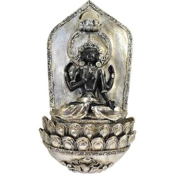 Buddha Wall Plaque (SB217Y)