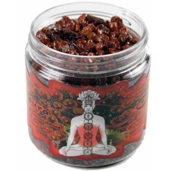 Resin Incense: Manipura Chakra - Self-Confidence and Transformation 2.4 oz. Jar (IRJMAN)