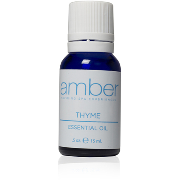 Thyme Essential Oil 15 mL. by Amber Products (AMB530)