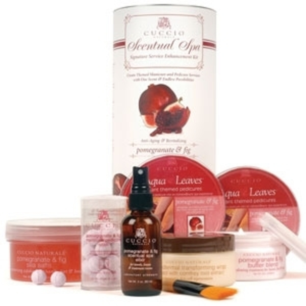 Pomegranate Signature Service Enhancement Kits by Cuccio (CUC3112)