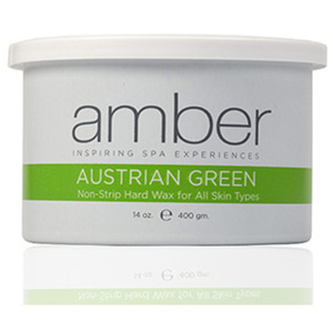 Austrian Green Wax 14 oz. Can by Amber Products (AMB136)