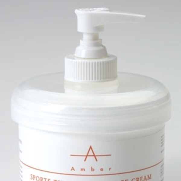 Pump For 8 oz. Cream Jar by Amber Products (AMPUMP)