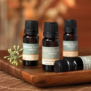 Basil Essential Oil 10 mL. by Mother Earth (P812)