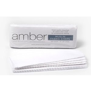 "Stericolth Muslin 3"" X 9"" Strips by Amber Products (AMB155)"