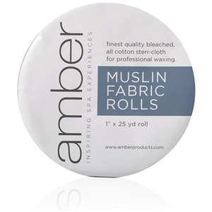 "Stericloth Muslin 1"" x 25yd Roll by Amber Products (AMB156)"