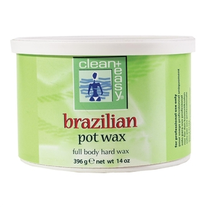 Brazilian Wax 14 oz. Can by Clean & Easy (CE-41153)