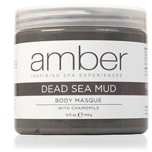 Dead Sea and Chamomile Mud Masque 16 oz. by Amber Products (AMB636-DS)