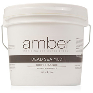 Dead Sea and Chamomile Mud Masque 1 Gallon by Amber Products (AMB638-DS)
