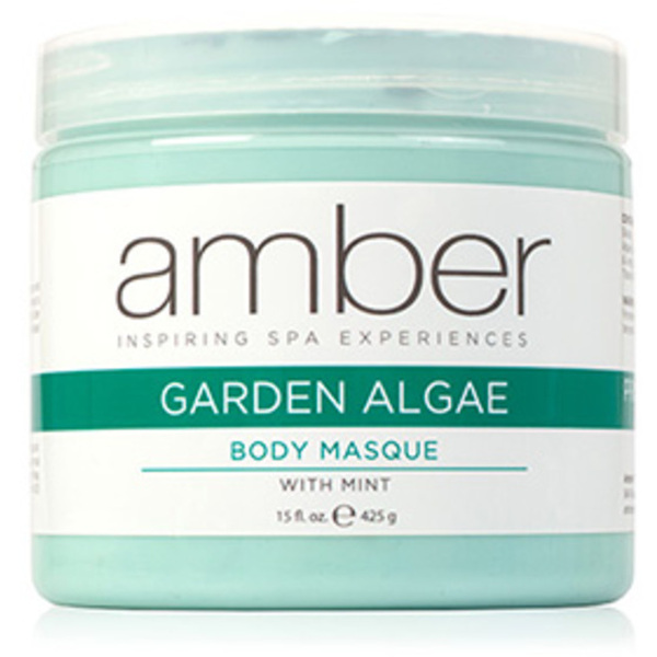 Garden Mint Algae Body Masque 16 oz. by Amber Products (AMB642)