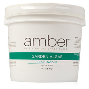 Garden Mint Algae Body Masque 1 Gallon by Amber Products (AMB644)