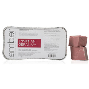 Egyptian Geranium Wax 2 Lb. Block by Amber Products (AMB96)