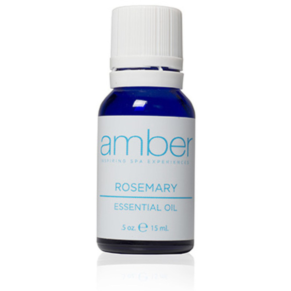 Rosemary Essential Oil 15 mL. by Amber Products (AMB525)