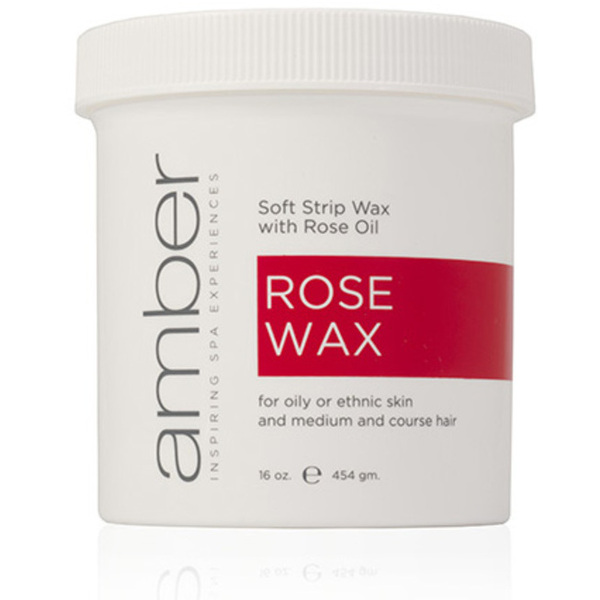 Rose Wax 16 oz. by Amber Products (AMB98)