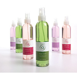 Green Tea Mint Body Mist 8 oz. by Amber Products (AMBR655-GT)