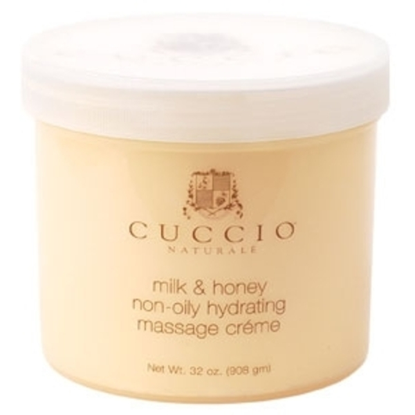 Milk & Honey Massage Cream 32 oz. by Cuccio (CUC3065)
