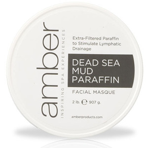 Dead Sea Facial Mud-Paraffin 2 Lb. by Amber Products (AMB192-DS)