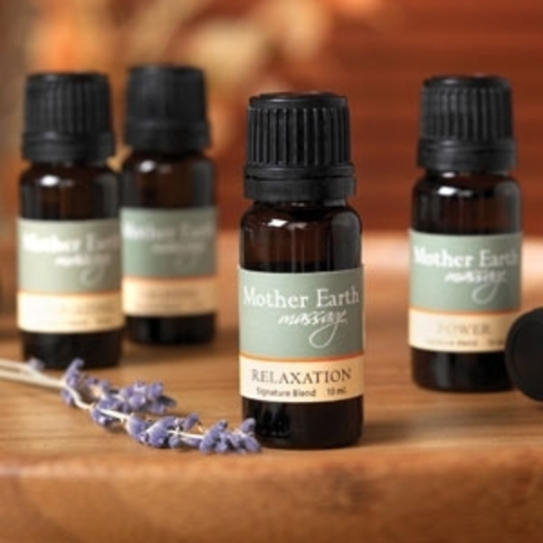 Power Essential Oil Blend 10 mL. by Mother Earth (P846)