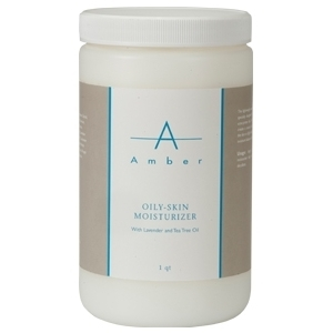 Oily-Skin Moisturizer 32 oz. by Amber Products (AMBQ210)