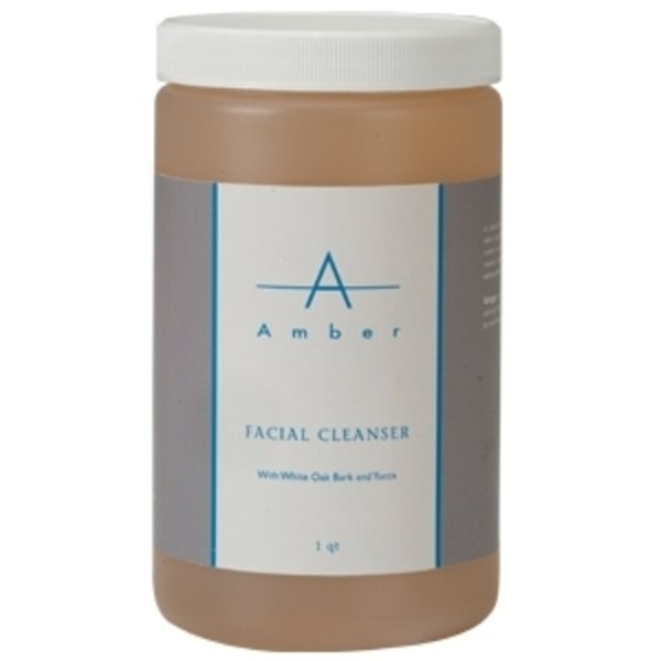 Facial Cleanser 32 oz. by Amber Products (AMBQ207)