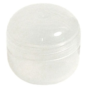 Jar and Cap for Samples 100 Pack (JAC7)