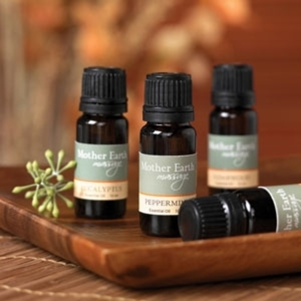 Patchouli Essential Oil 10 mL. by Mother Earth (P826)