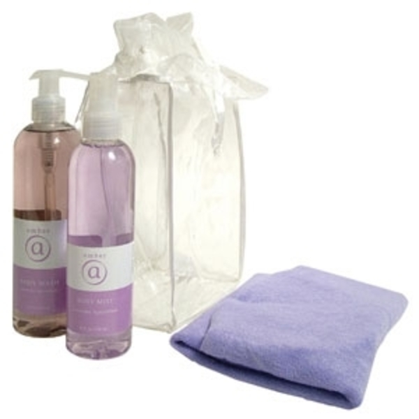 To Go Set Wash Mist Bath Pillow (RETS6)