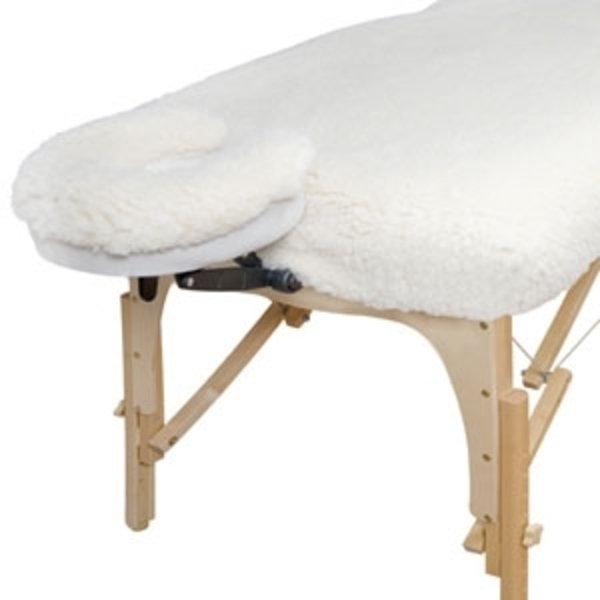 Fitted Fleece Table Pad & Headrest (EHFL54)