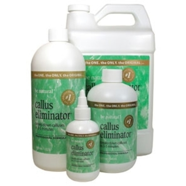 Callus Eliminator 34 oz. Refill by Be Natural (21380)