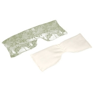 Cream Eye Pillow Case by Simon West (MIC-22)